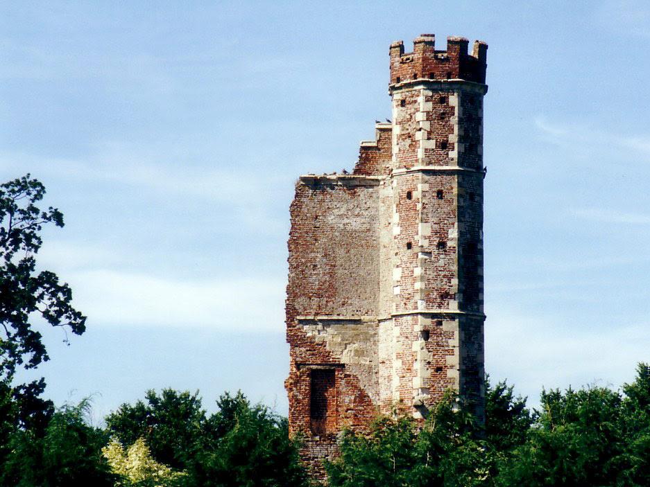 Image result for warblington castle