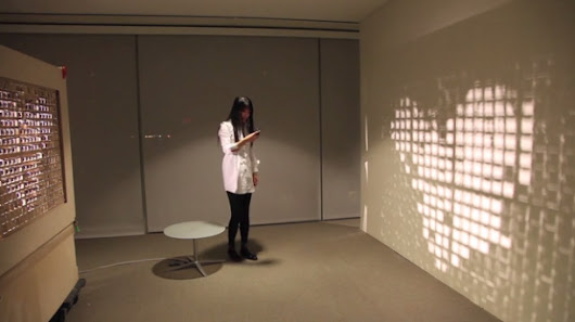 Use Sunlight To Create 3D Animations On Your Walls | The Creators Project
