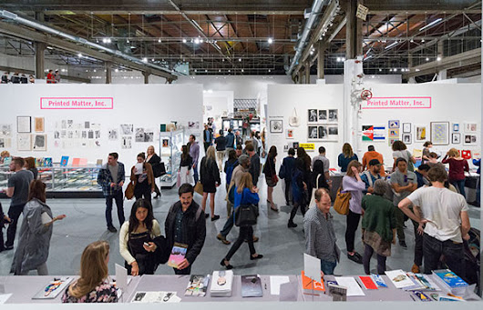 LA Art Book Fair 2017 - Curating Los Angeles