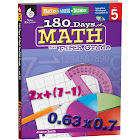 180 Days of Math for Fifth Grade [Book]