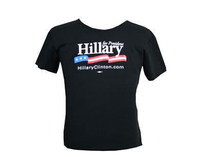 Hillary Women's Crew Neck Tee Shirt