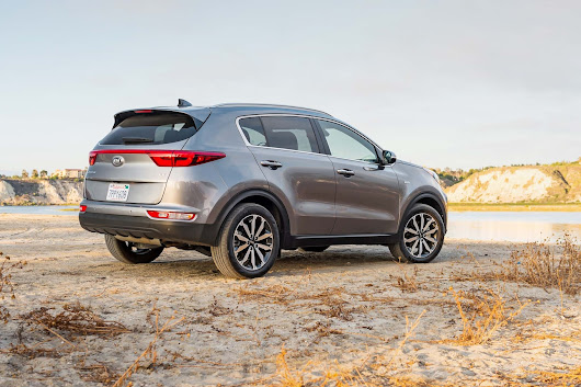 2017 Kia Sportage EX AWD Review - Long-Term Update 6