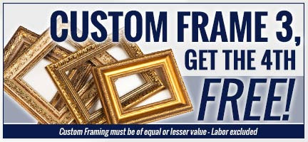 Custom Picture Frames Albuquerque NM, Custom Picture Framing Albuquerque NM