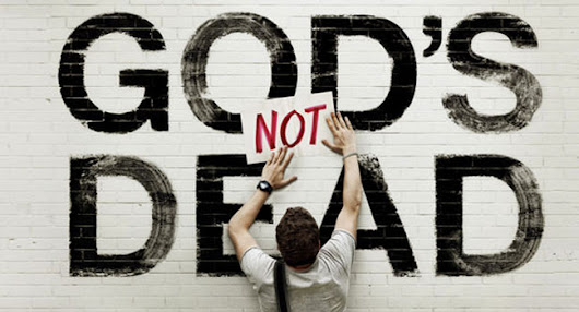 Film Review: 'God's Not Dead' - The Chiefly