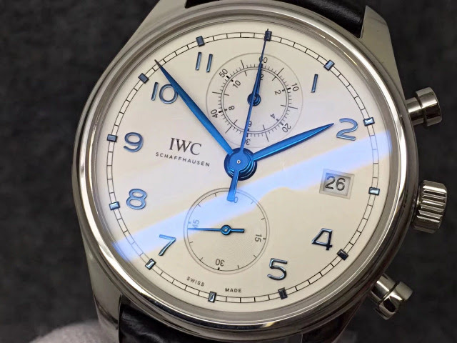 ZF IWC Portuguese Chrono AR Coated Crystal