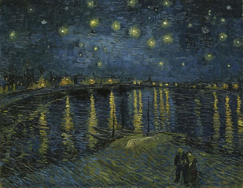 Vincent_van_Gogh_-_Starry_Night_-in-rhone