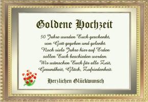 Hochzeit Blog Goldhochzeit Gedichte
