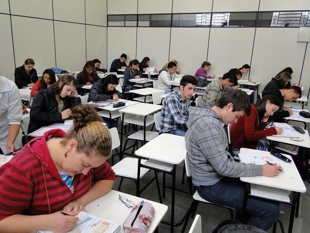 Inscrições para o Enem começam nesta segunda (8). (Foto: Ascom/ Prefeitura de Pouso Alegre)
