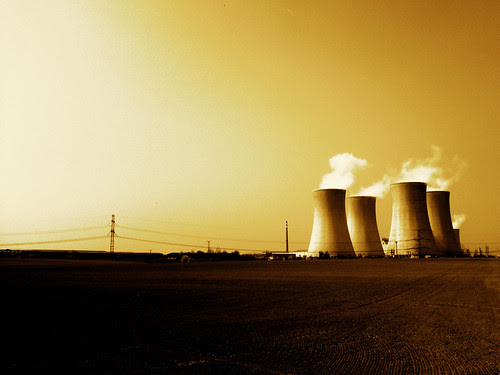 nuclear power station II por *helmen
