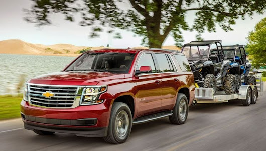Chevy Adds New Trim to New Tahoe