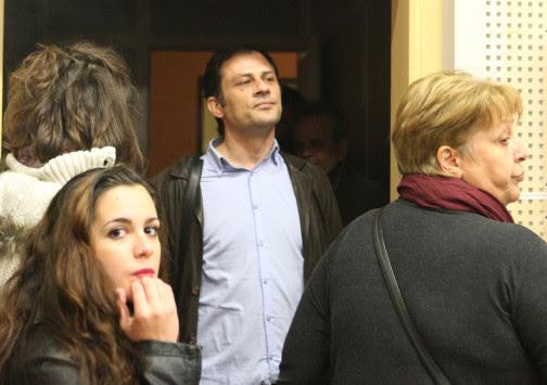 Γήπεδο ΑΕΚ: Αποδοκιμάστηκε ο Βασιλόπουλος