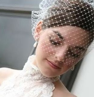 How to Make A Birdcage Veil Tutorial - Free Wearing Tips Guide Included.