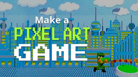 Make Your Own Game With Pixel Art Using The Unity Game Maker