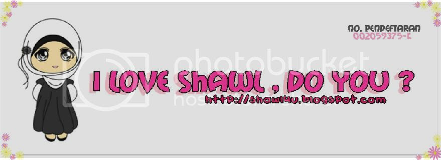SHAWL4U ~ i ♥ shawls..do u?~