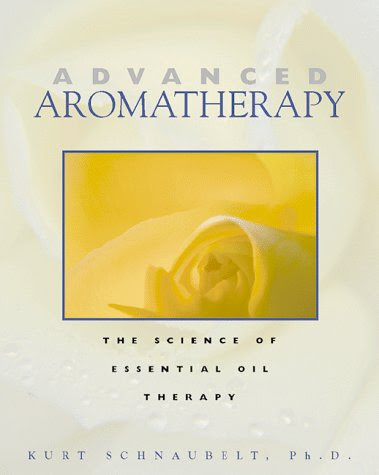 Advanced Aromatherapy cover