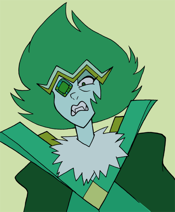 emerald maybe???