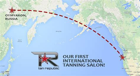 First international tanning salon location for TR to open