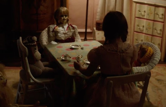 'Annabelle 2' Teaser Trailer Plays Tea With a Little Girl - Bloody Disgusting!