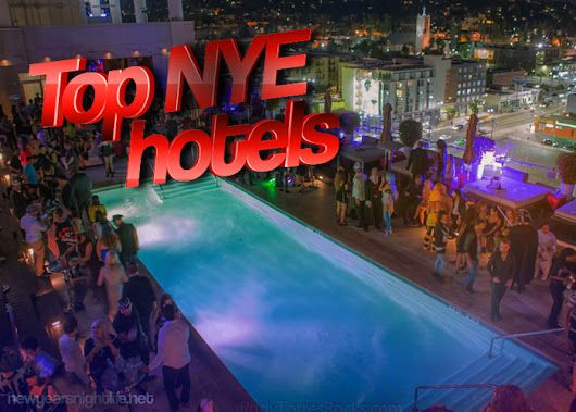 Top-Ranked Los Angeles Hotel New Years Events