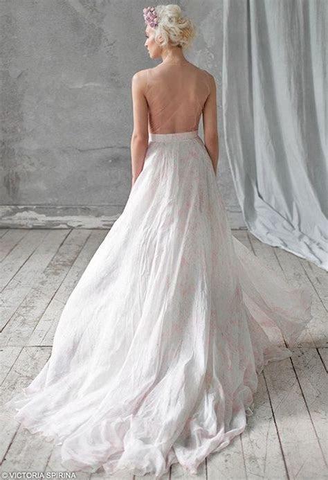 17 Best ideas about Open Back Wedding on Pinterest   Open