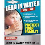 PRO-LAB Lead in Water Test Kit, Multicolor