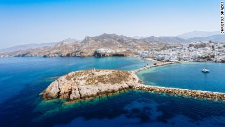 Naxos: Lush Greek isle delivers the good life