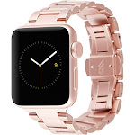 Case-Mate 38mm or 40mm Apple Watch Rose Gold Metal Linked Band