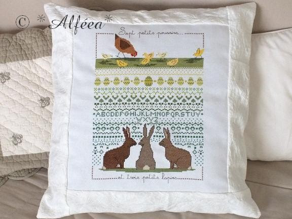 Poussins et lapins