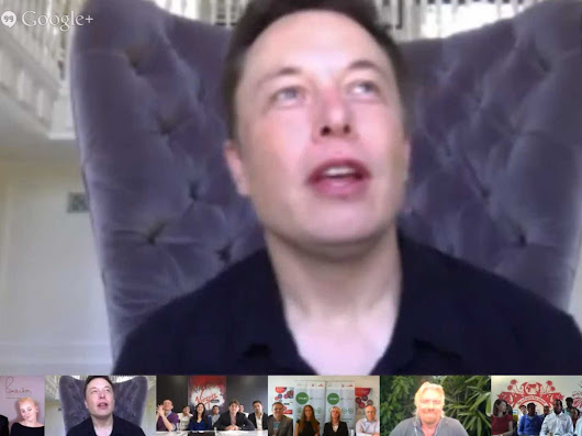 Elon Musk And Richard Branson Give Their Best Advice To Entrepreneurs