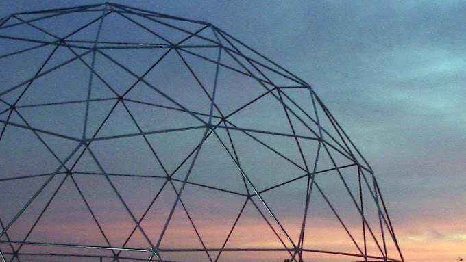 TREND ESSENCE: San Francisco sushi restaurant now putting diners inside geodesic domes