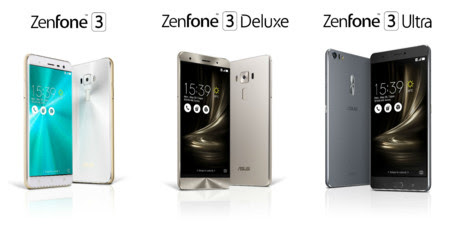 Complete Zenfone 3 Family 2