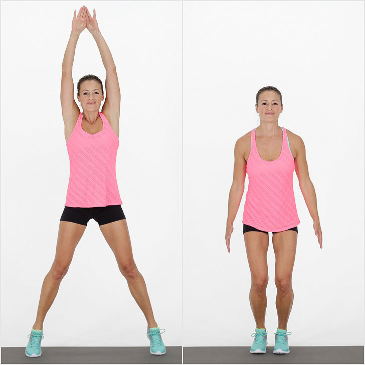 ve paired complementary exercises for each 4 20-Minute Burn too Tone Tabata Workout