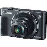 Canon PowerShot SX620 HS 20.2 Megapixel Compact Camera - Black - 3 LCD - 25x Optical Zoom - 4x Digital Zoom - Optical (IS) - 5184 x 3888 Image - 1920