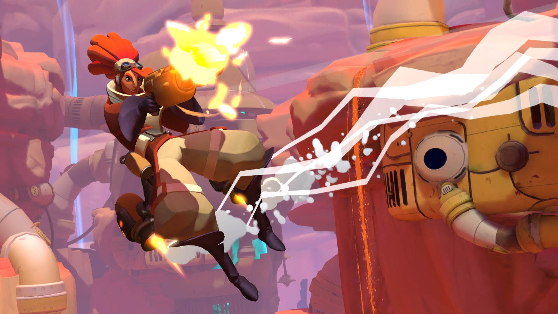 Big news: Gigantic should launch by the end of June screenshot