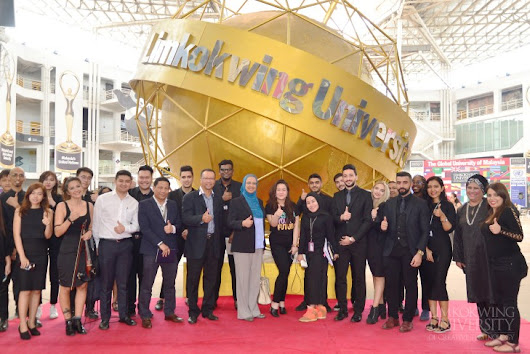 MRCB unveils Cyberjaya Smart City plan @ Limkokwing University of Creative Technology