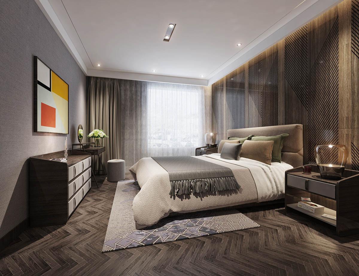 Minimalist and Cozy Modern Interior Design | GosiaDesign.com