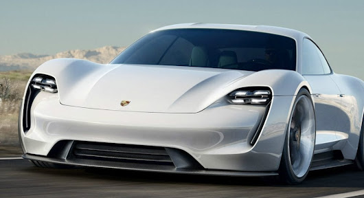 The Porsche Mission E should get Tesla thinking about a new Model S design
