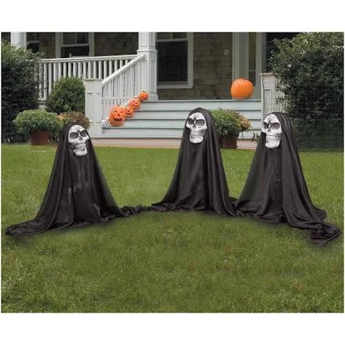 Forum Novelties Reaper Group Halloween Lawn Decor 63077 - Google Express