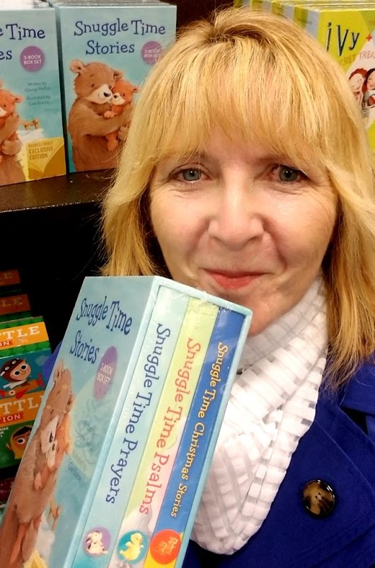 What I Accidentally Found on the Shelf at Barnes and Noble That I Couldn't Believe… | Glenys Nellist