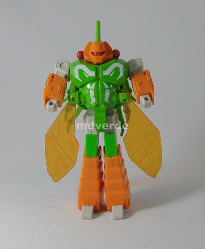 Transformers Venom G1 - modo robot (by mdverde)