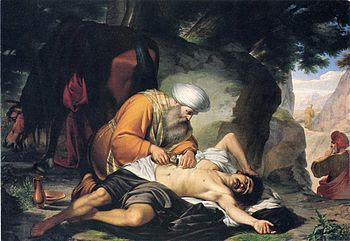 La parabola del Buon Samaritano Messina Chiesa...