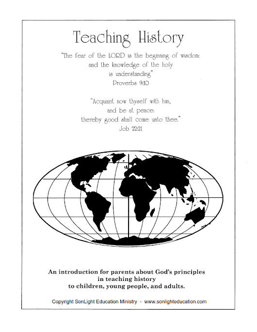 New Release: Teaching History Pamphlet