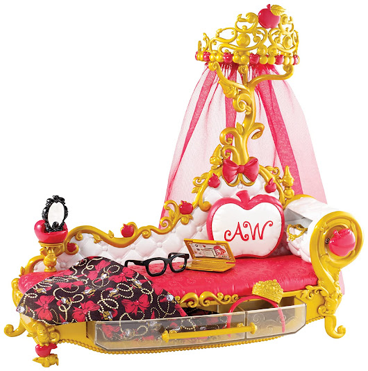 Apple White Fainting Couch Playset Accessory Getting Fairest Ever After High