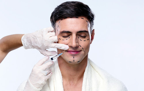 Most commonly requested plastic surgery for men | ASPS