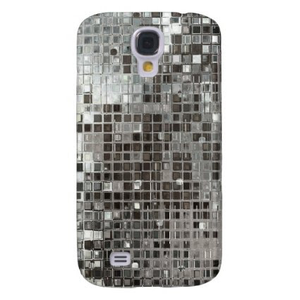Cool Sequins Look Samsung Case Galaxy S4 Cases
