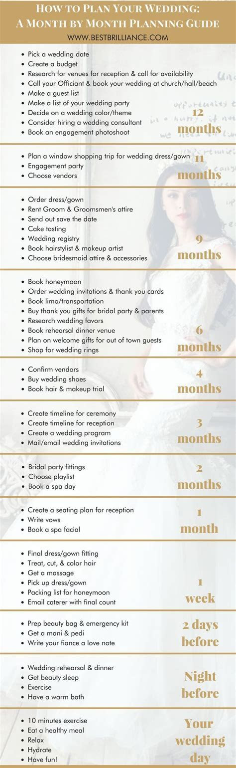 25  best ideas about Wedding to do list on Pinterest