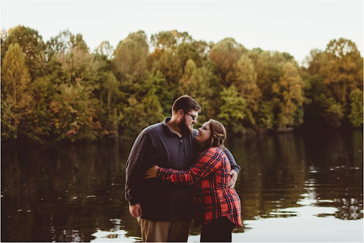 JEFF + COURTNEY | ENGAGED AT CENTENNIAL PARK