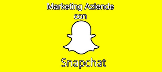 Snapchat marketing, le opportunità di business per i brand | WEB&SEO