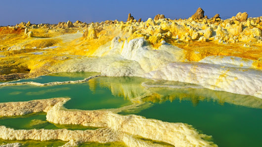 15 of the world's most colorful landscapes