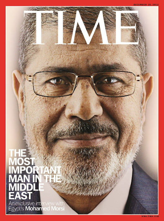 Was Morsi / Ikhwan A Tool Of The CIA & Israel?